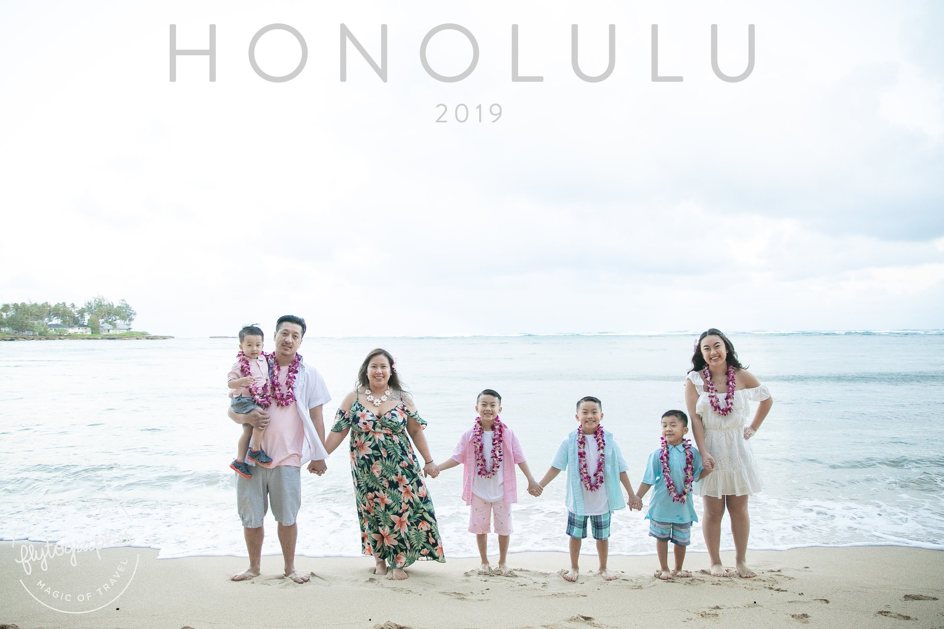Flytographer Travel Story - Family vacation to Oahu, Hawaii