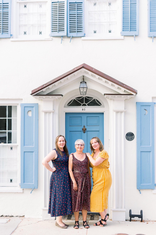 Flytographer Travel Story - Charleston ladies trip
