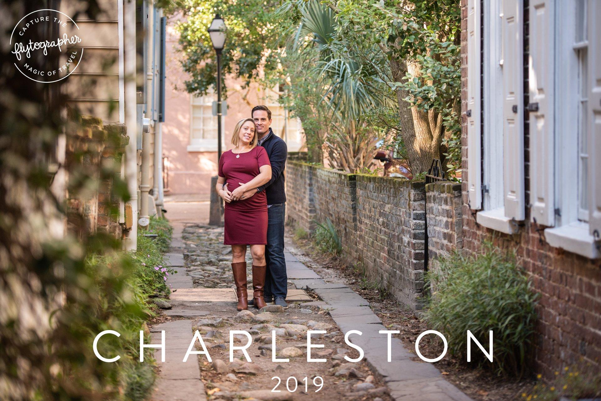 Flytographer Travel Story - Babymoon in Charleston