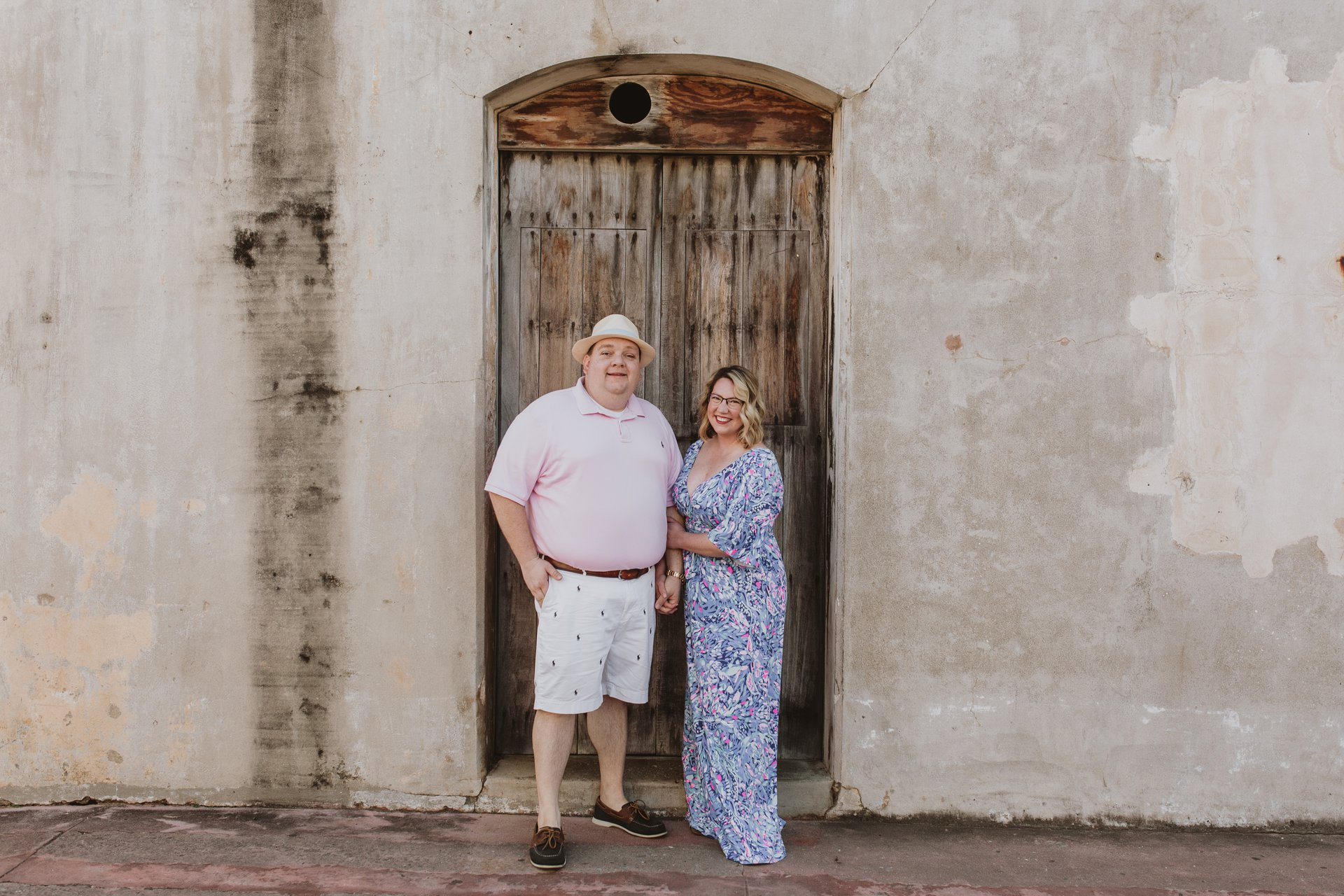 Flytographer Travel Story - Anniversary portraits in Old San Juan