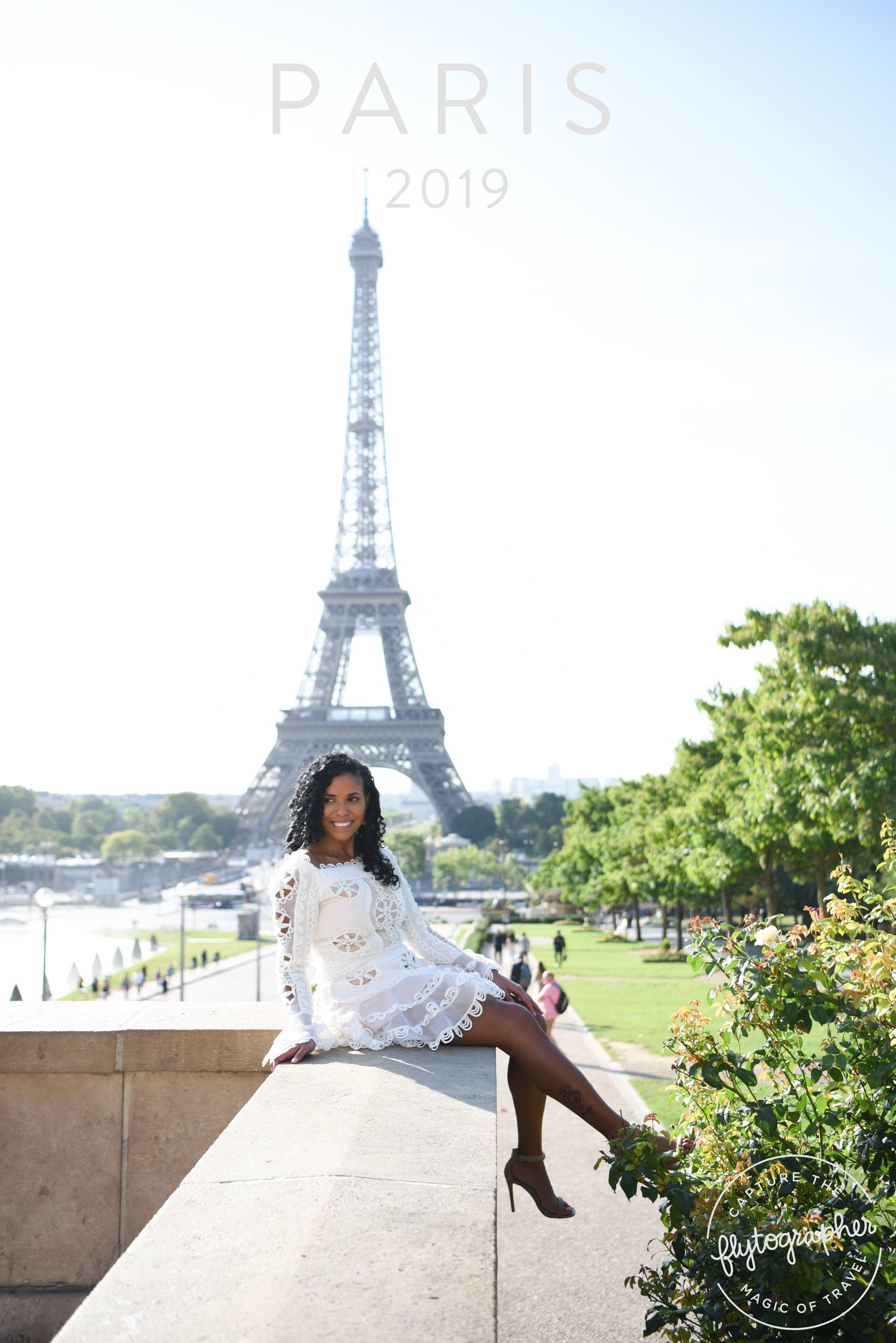 Flytographer Travel Story - Just a girl in Paris