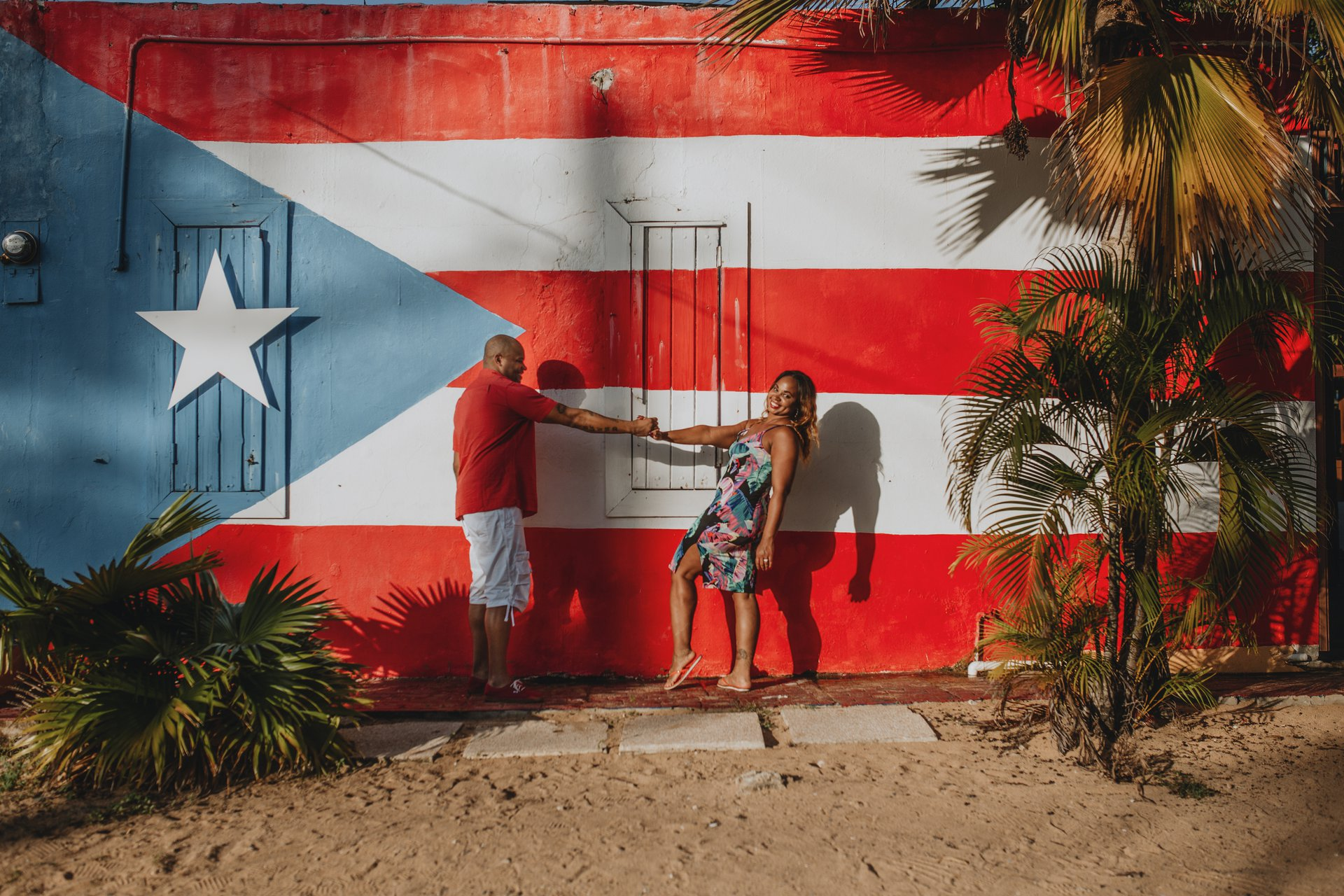 Flytographer Travel Story - The Beautiful Island of Puerto Rico