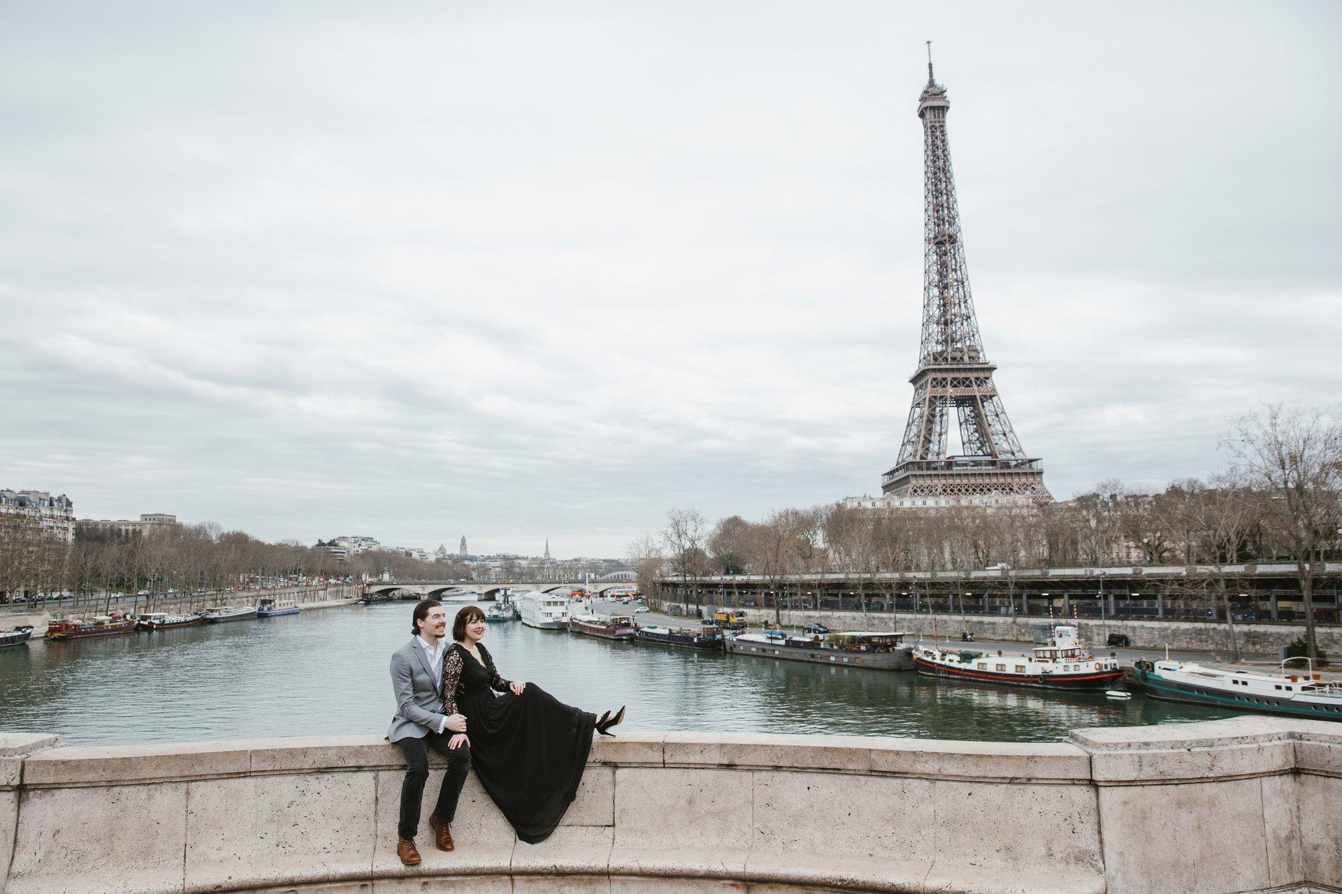 Flytographer Travel Story - Parisian Love Affair