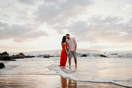 Flytographer photo shoot in Maui