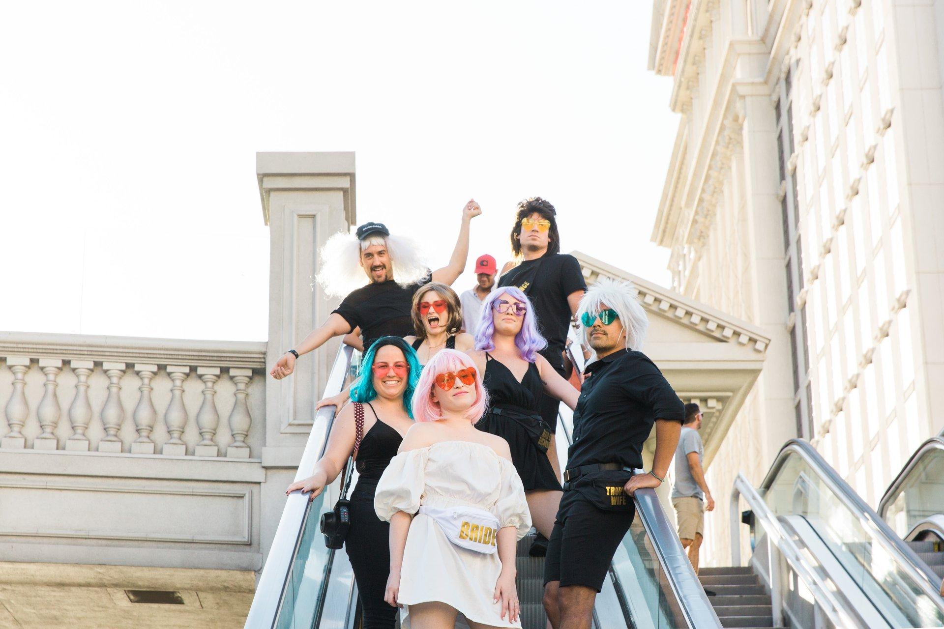 Flytographer Travel Story - Bachelorette Weekend in Vegas