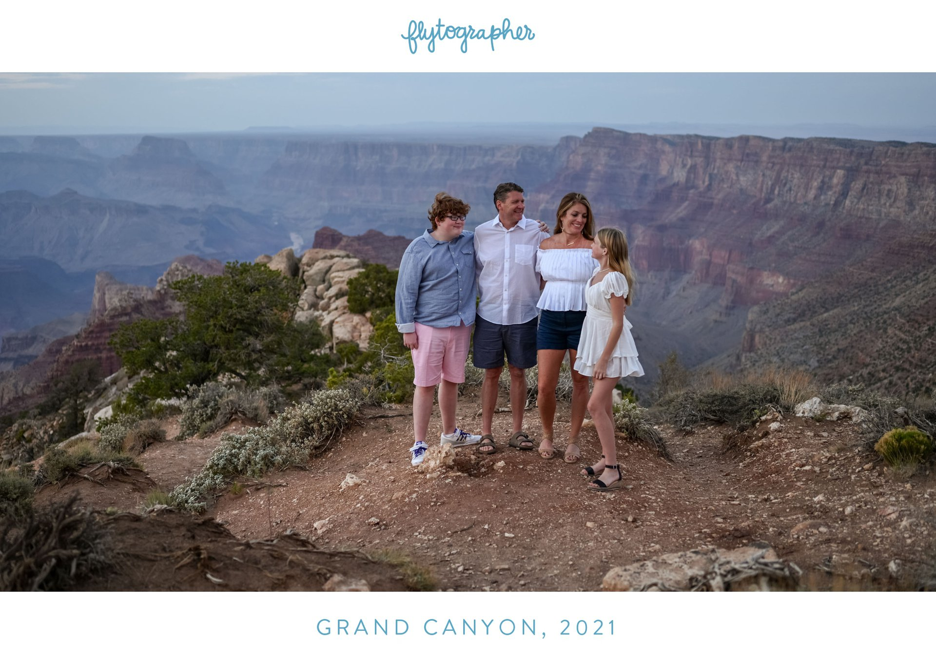 Flytographer Travel Story - Our Amazing Grand Canyon Vacation