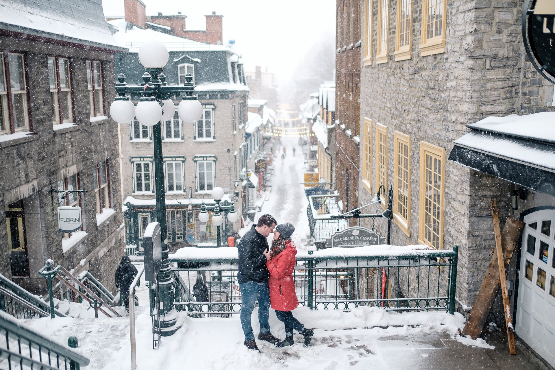 Flytographer Travel Story - A beautiful week in Quebec City
