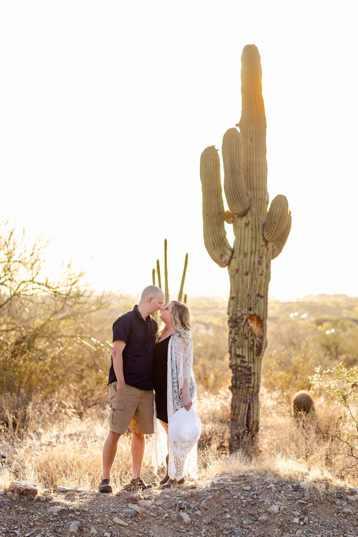 Flytographer Travel Story - Our incredible desert honeymoon
