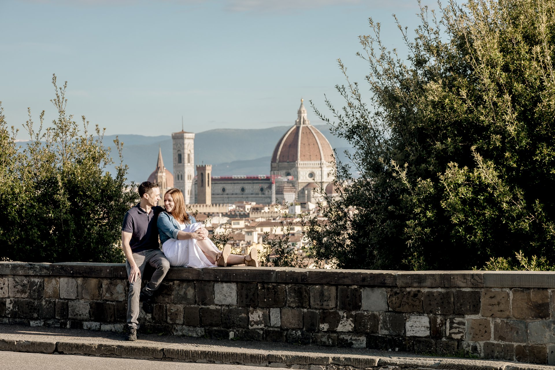Flytographer Travel Story - A perfect morning in Florence