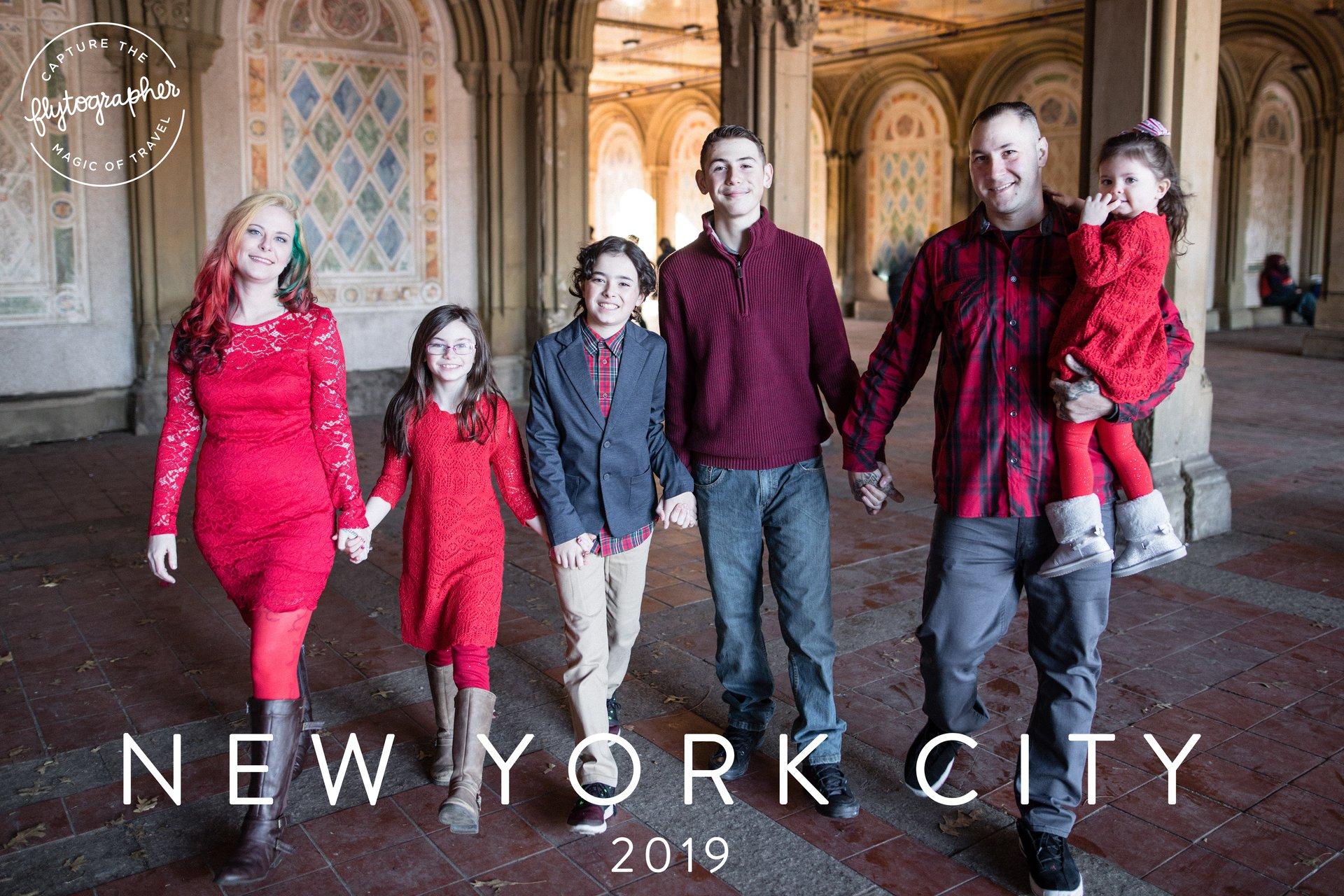 Flytographer Travel Story - Christmas in New York City