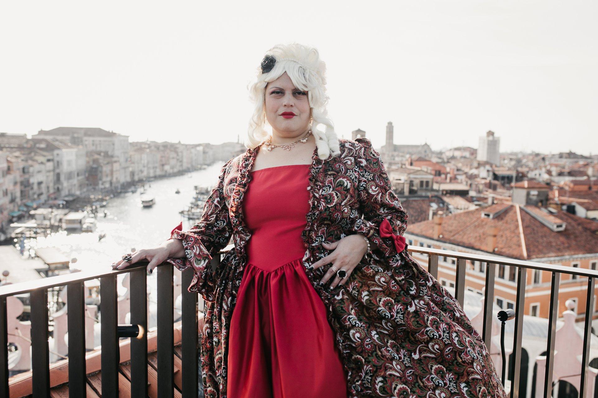 Flytographer Travel Story - Venice  Carnevale Birthday trip