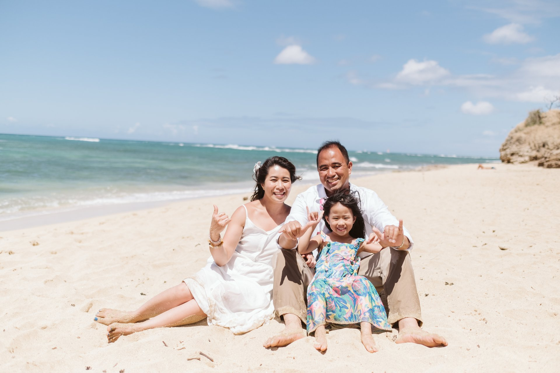 Flytographer Travel Story - Chloe's First Time in Oahu