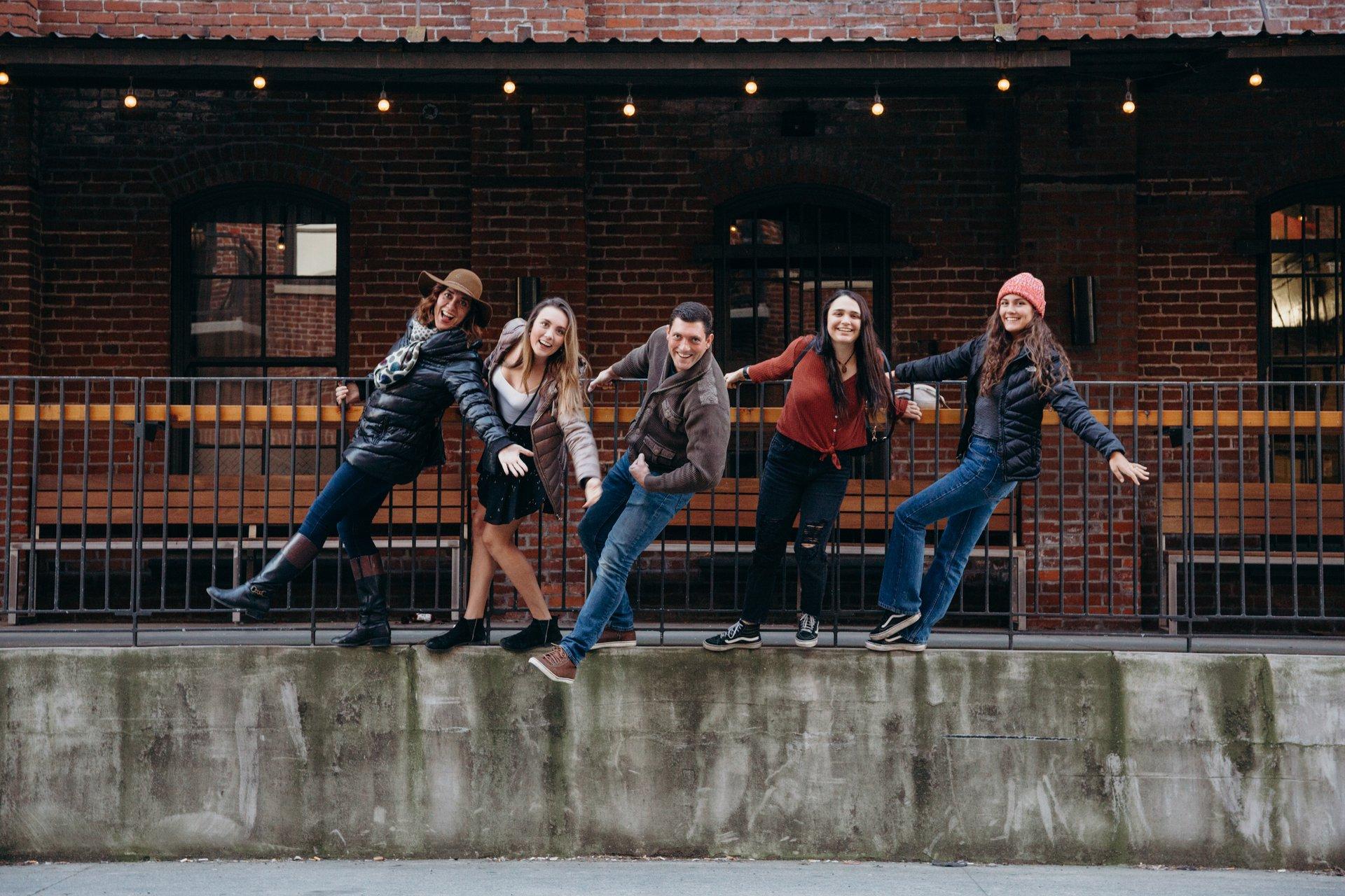 Flytographer Travel Story - Portland Family Reunion