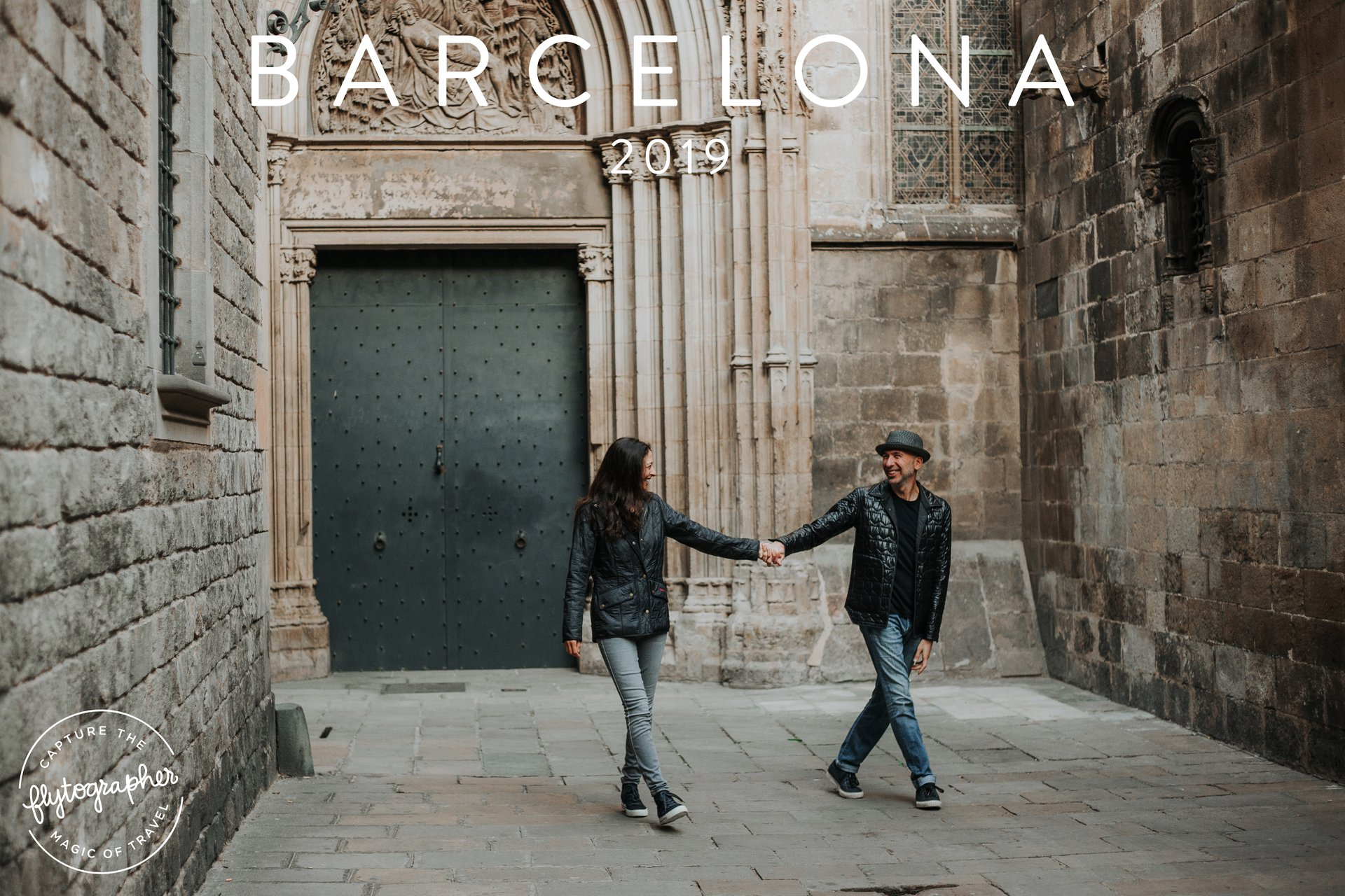 Flytographer Travel Story - A Barcelona Love Story