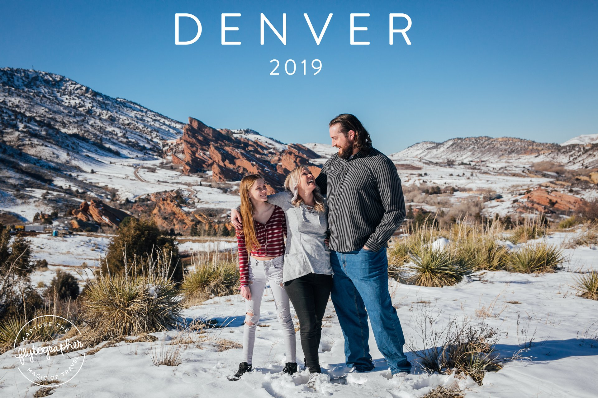Flytographer Travel Story - Denver 2019