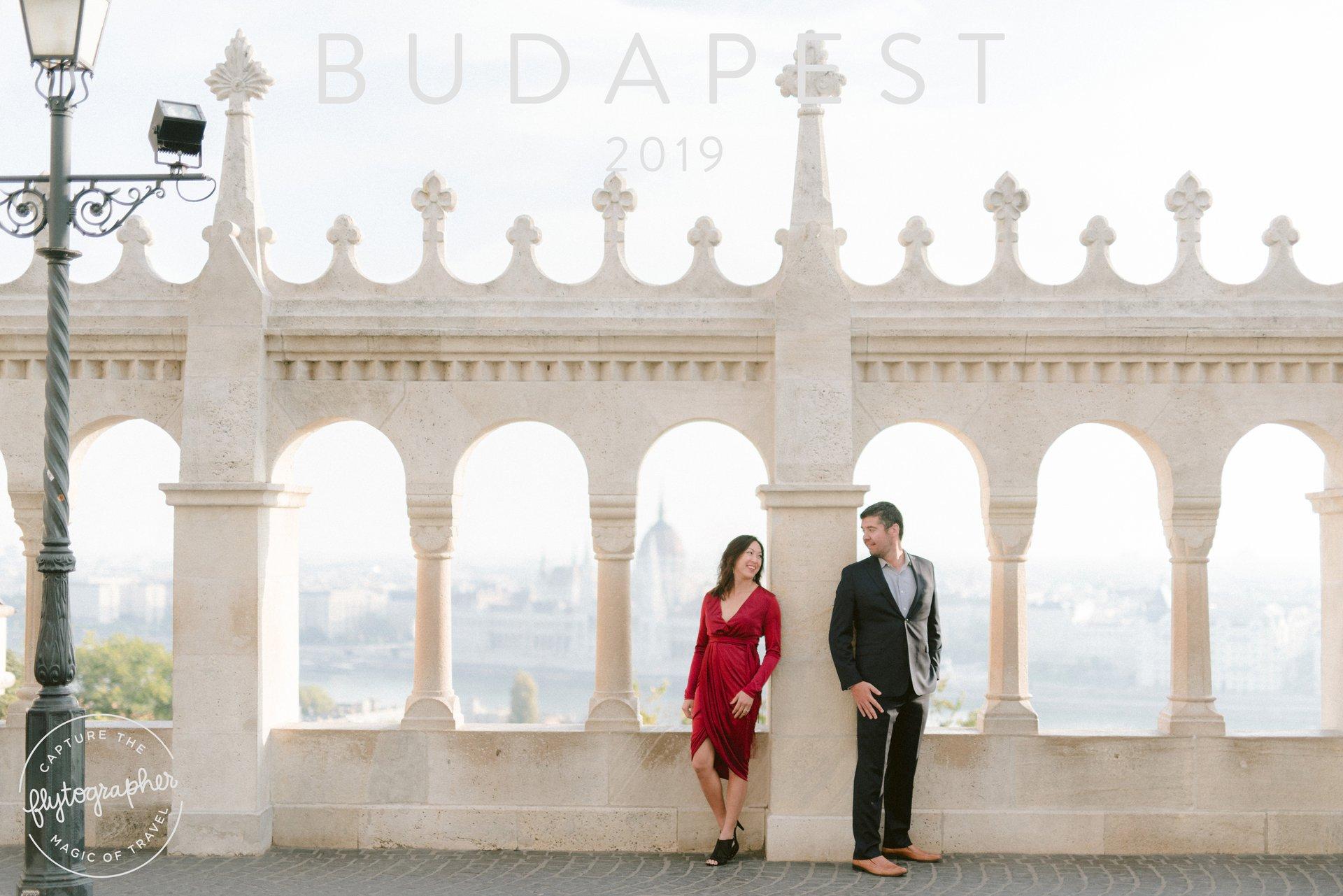 Flytographer Travel Story - Anniversary in Budapest