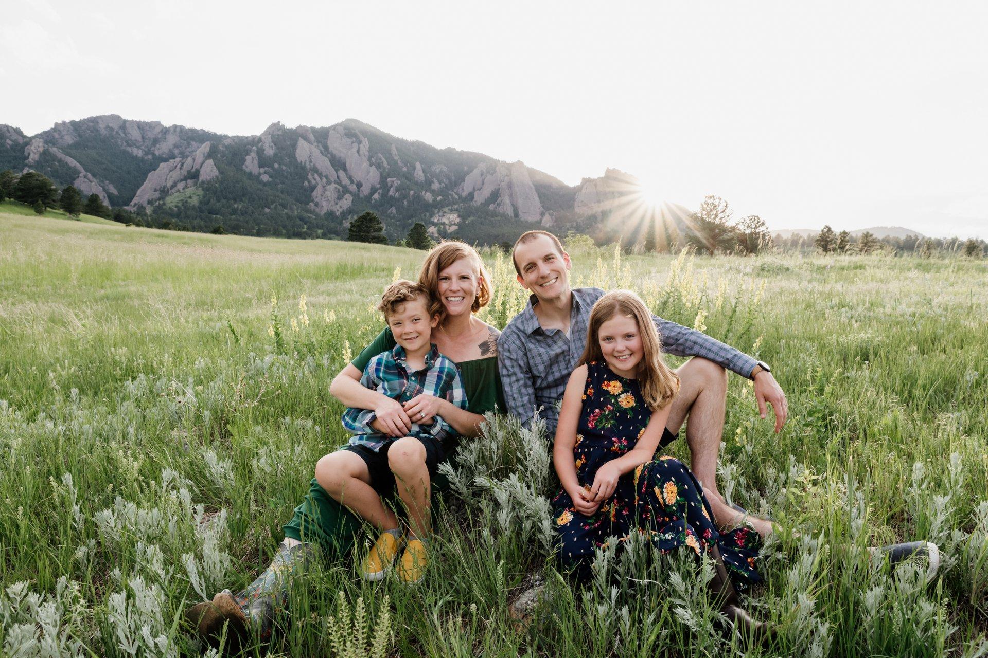 Flytographer Travel Story - Boulder Family Pictures