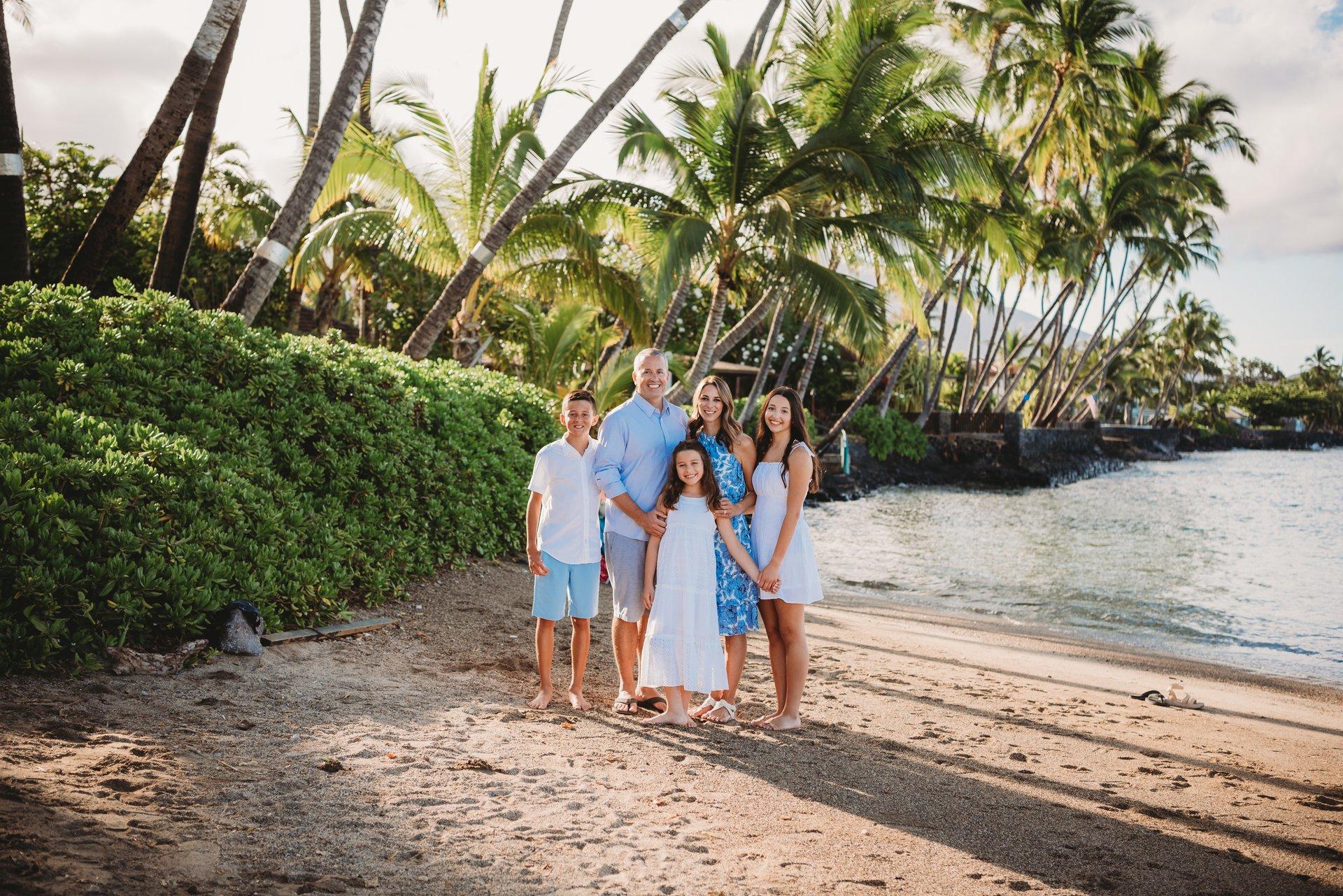 Flytographer Travel Story - Maui Family Vacation