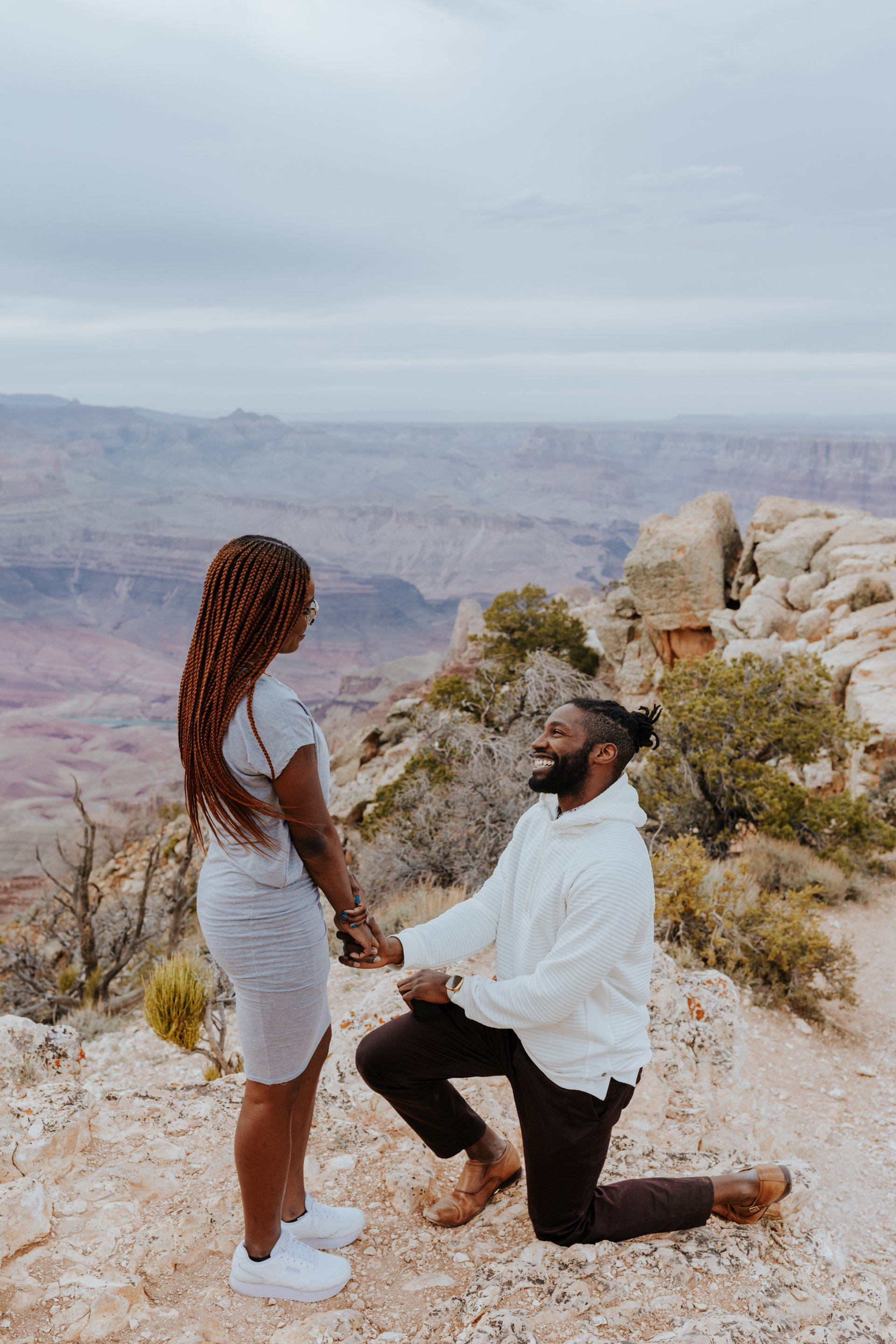 Flytographer Travel Story - A Grand Proposal