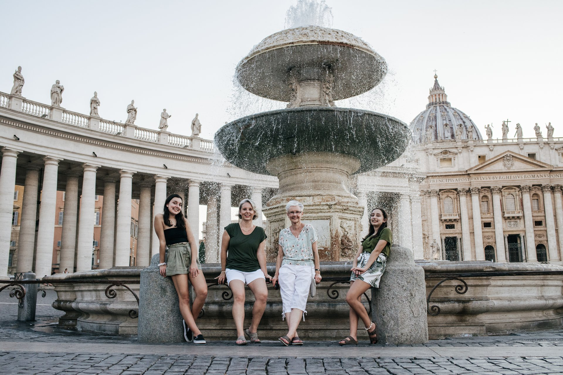 Flytographer Travel Story - Girls Mediterranean Odyssey