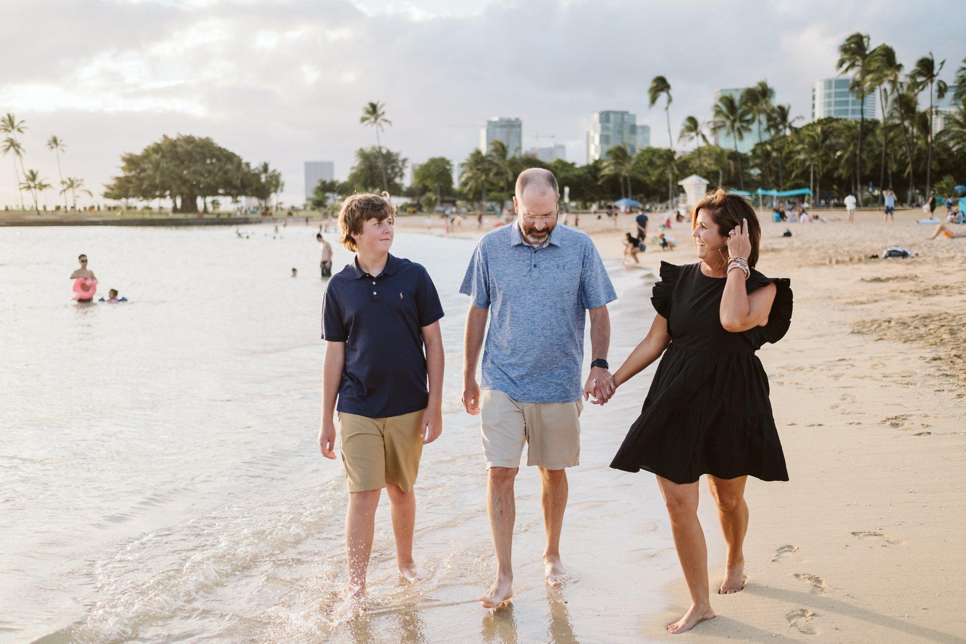 Flytographer Travel Story - Newton Family Hawaii Vacation  2021