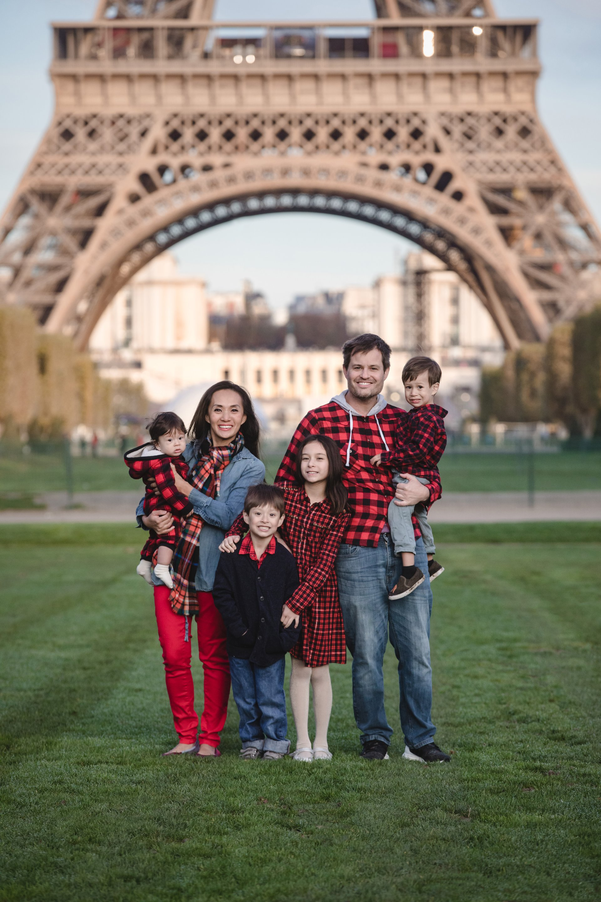 Flytographer Travel Story - Family Paris Adventure