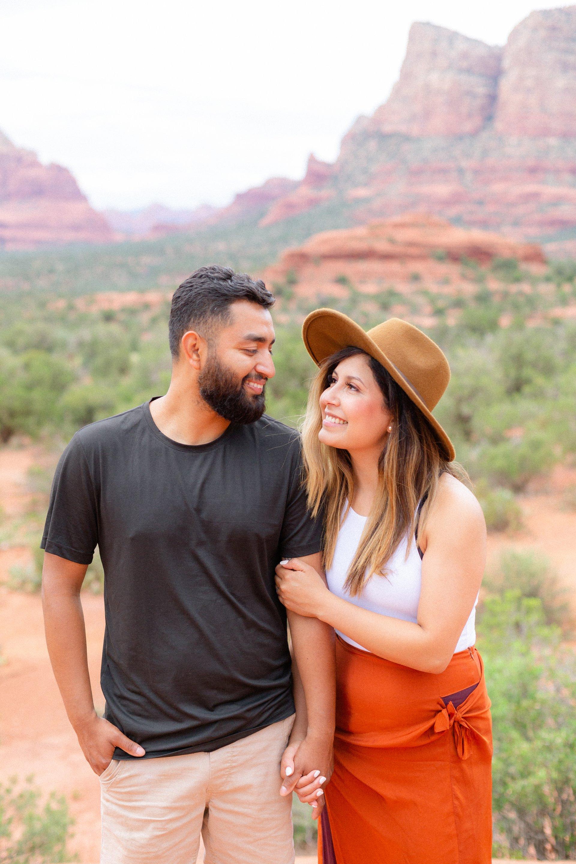 Flytographer Travel Story - Sedona Vacation Photoshoot
