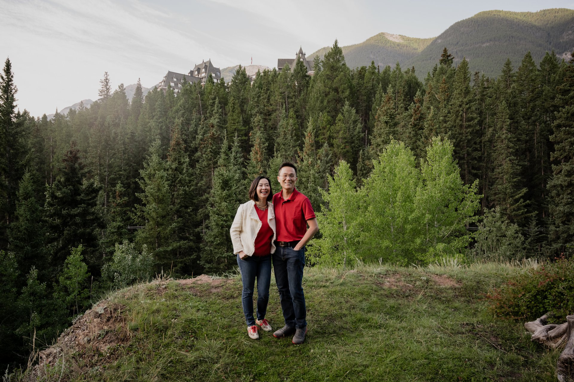 Flytographer Travel Story - Summer in Alberta 2019