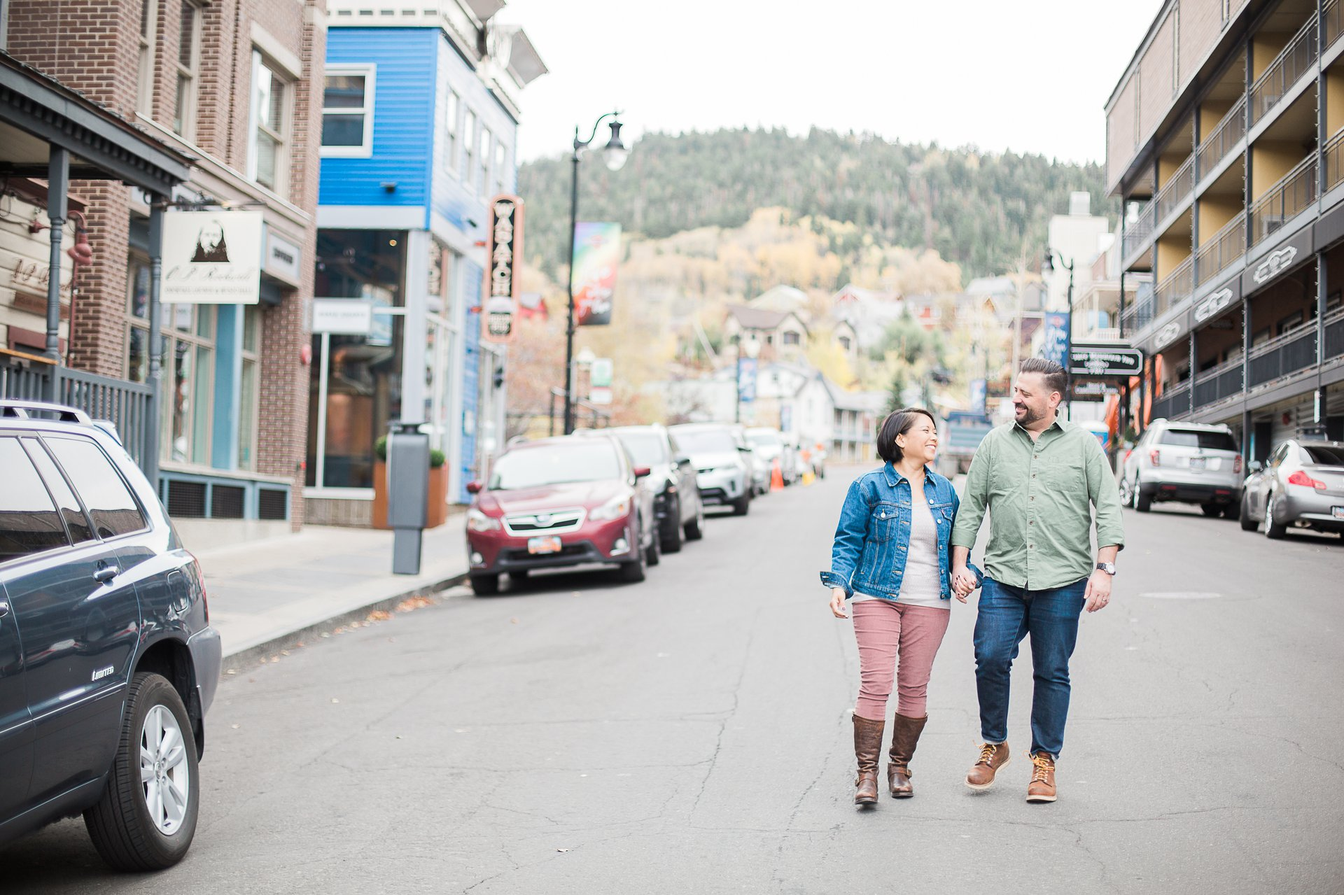 Flytographer Travel Story - Park City Perfect!