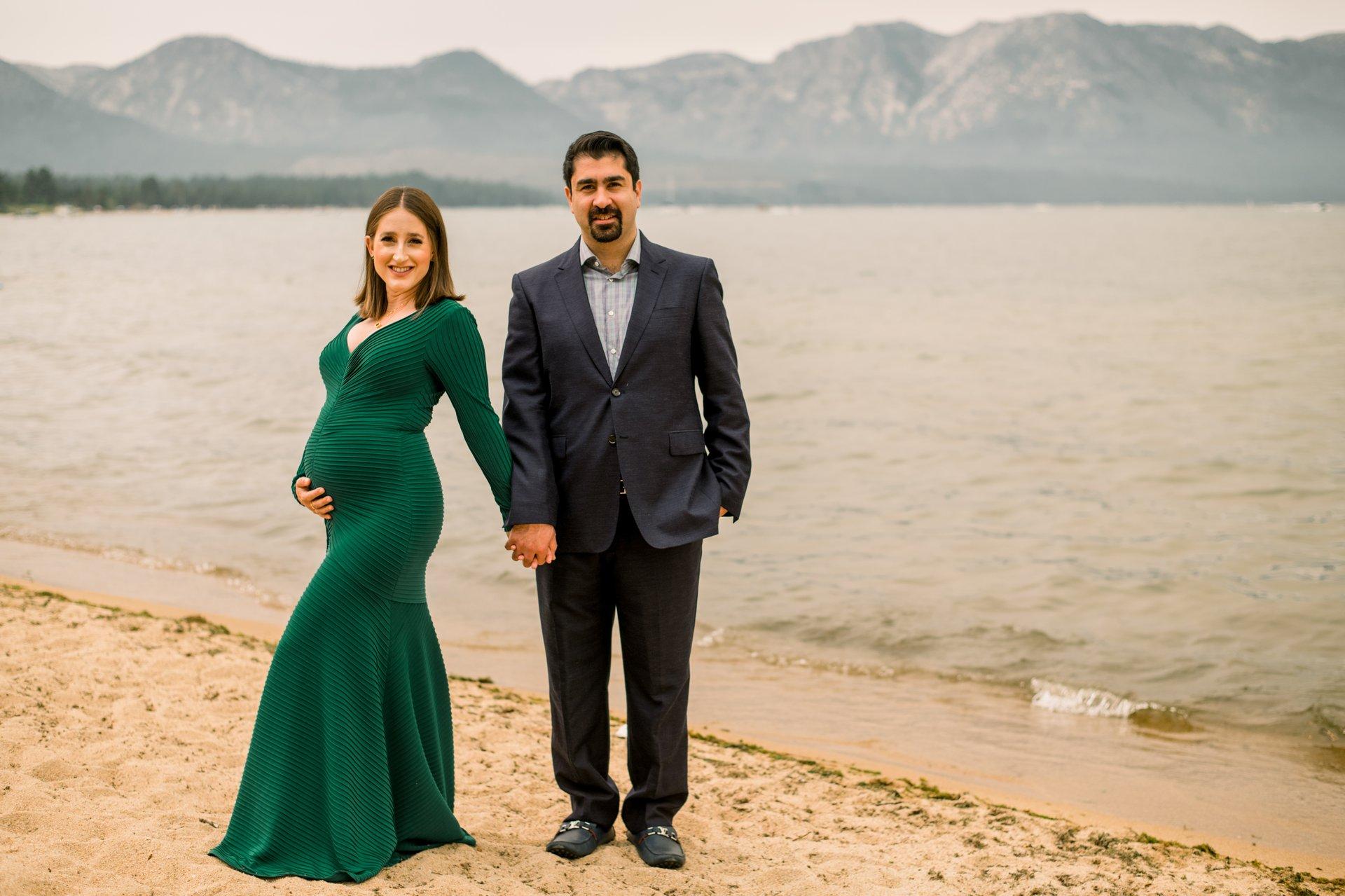 Flytographer Travel Story - Lake Tahoe Babymoon