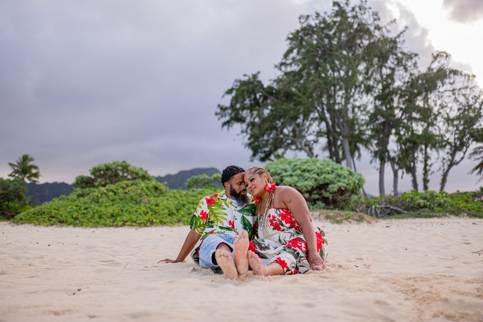 Flytographer Travel Story - Our Amazing Anniversary Trip Back To Hawaii!