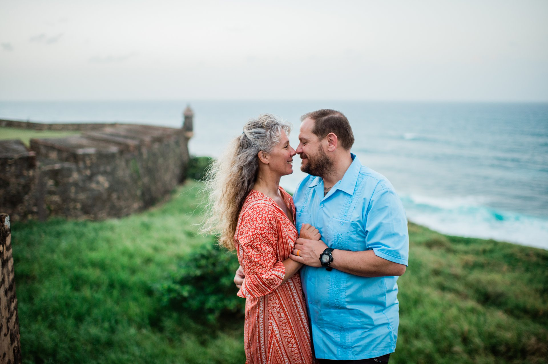 Flytographer Travel Story - Celebrating Love in Viejo San Juan